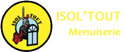 logo isoltout yellow